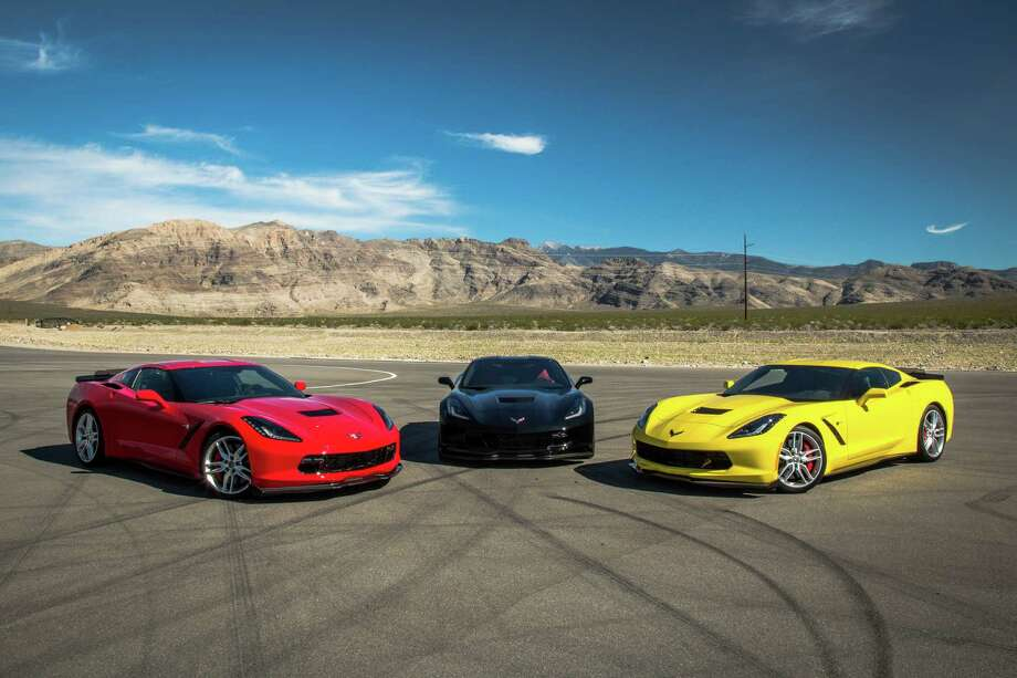 2016 Chevrolet Corvette Coupe Gets Stung By Stingray Houston Chronicle