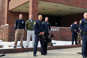 K-9s, police handlers saluted at 'graduation' - Photo