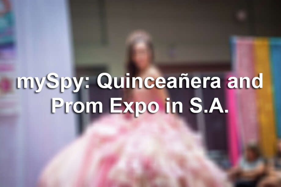 The Quinceañeras and Prom Expo filled the Convention Center on Sunday, Aug. 8, 2015, with all the fluffy, sequined ballgowns you might need to spin the classic S.A. Sweet 15.Here are some of the best moments from 2015's expo. Photo: File