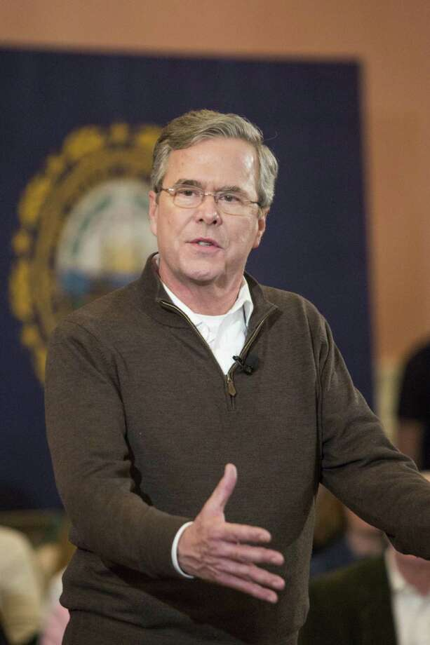 Jeb Bush is the best choice for the Republican presidential nomination. Photo: Scott Eisen /Getty Images / 2016 Getty Images