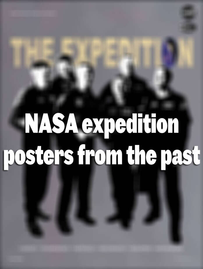 PHOTOS: NASA expedition posters from the past