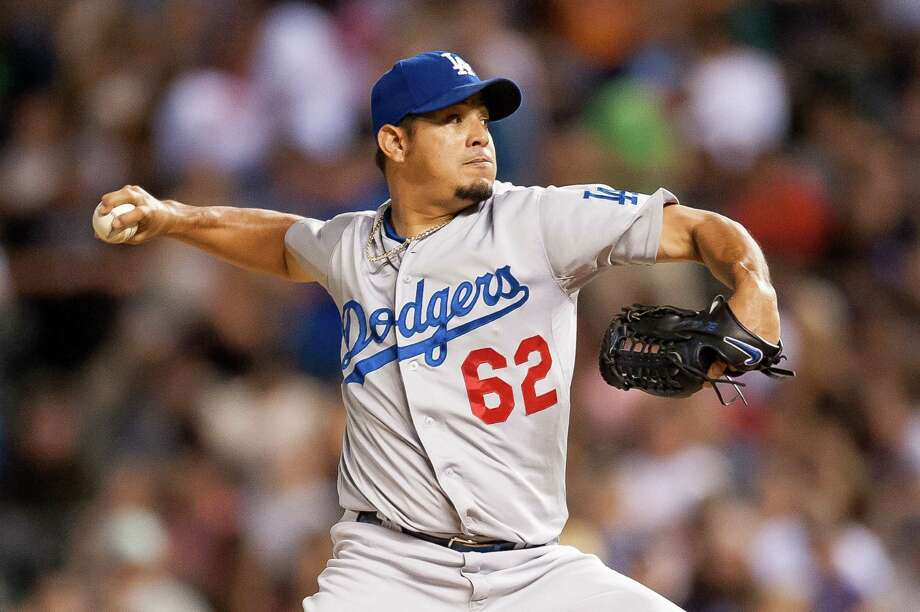 Going: RHP Joel Peralta2015 stats: 3-1, 4.34 ERA in 33 appearancesNotes: The veteran reliever who made a league-leading 80 appearances with Tampa Bay in 2013 give's Seattle's bullpen yet another option, but is it a good one? Photo: Dustin Bradford, Getty Images / 2015 Dustin Bradford