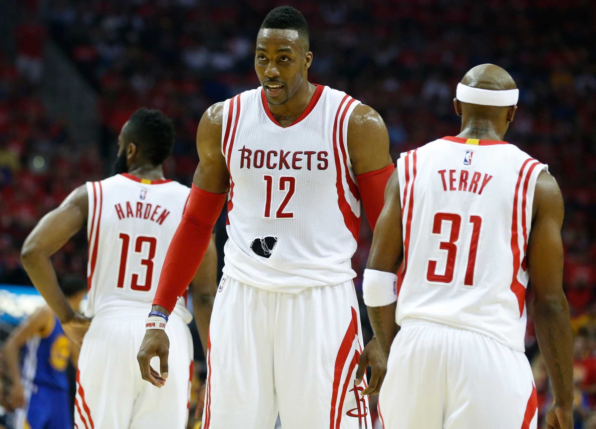Rockets shrug off trade rumors as deadline approaches Houston