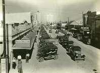 Leopard Street, Corpus Christi ca 1920s