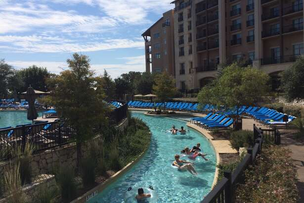 The JW Marriott San Antonio Hill Country Resort & Spa sits high on the horizon in far north San Antonio, offering views of the Hill Country and two golf courses open to members and hotel guests.