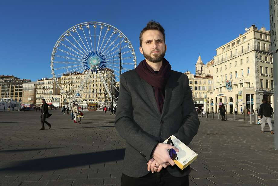 "Imam Ludovic-Mohamed Zahed counsels and protects young gay Muslims in the port city of Marseille. He says he has received ""quite a lot of threats."" Photo: Claude Paris, Associated Press"