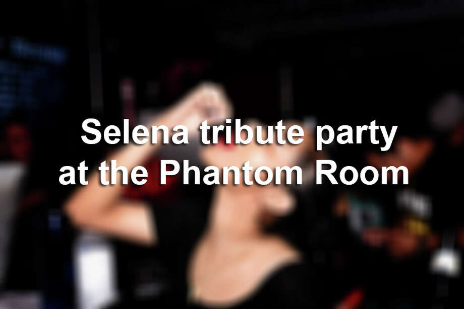 Click through the slideshow to see photos from the Selena tribute party at the Phantom Room. /