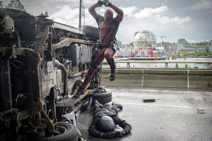 Review: 'Deadpool' an awful spectacle - Photo