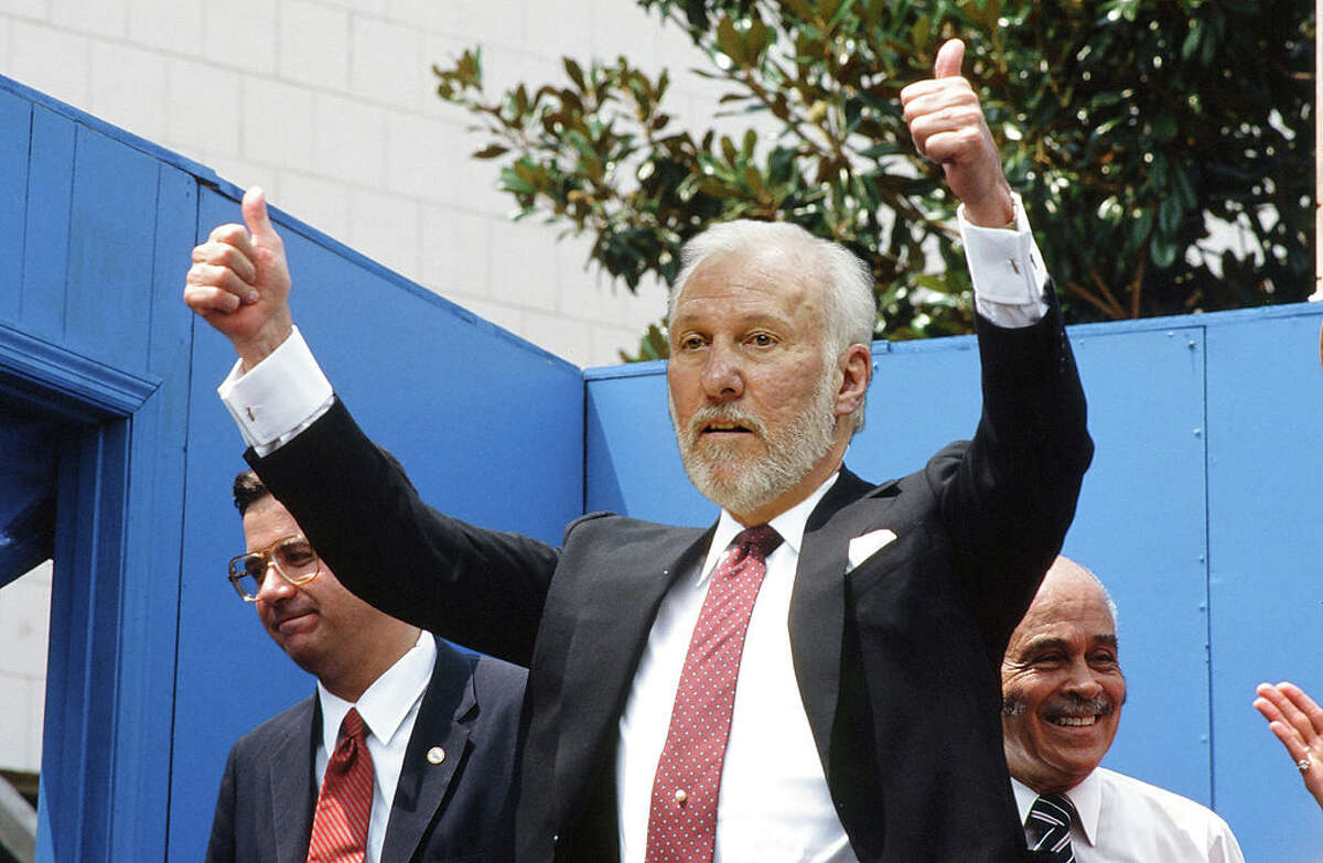 2. He's dependable Coach Popovich is the longest tenured coach in North American sports and probably one of the most effective.