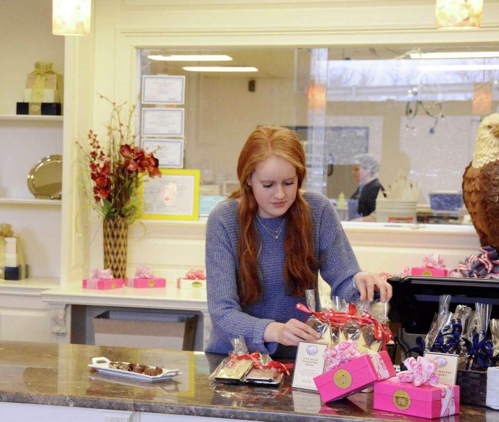 Celine Dion, Lada Gaga crush on Brookfield chocolatier - NewsTimes