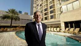 Tom Segesta is general manager of the Four Seasons Hotel, which is launching a multimillion-dollar renovation.