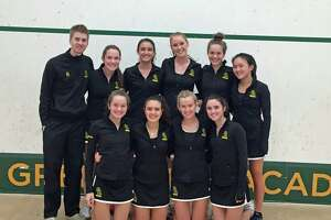 Greenwich Academy squash team determined to garner U.S. championship - Photo