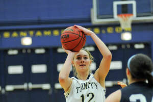 Trinity College's Griffin scores 1,000 points for career - Photo
