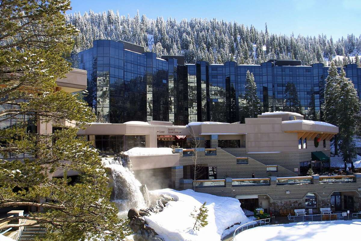The Resort at Squaw Creek has ski-in/ski-out access and the feeling of being set apart from the ski village.