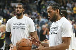 Kawhi Leonard, LaMarcus Aldridge longshots to win All-Star Game MVP, according to odds makers - Photo