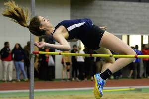 Westhill's DeLuca wins Class LL pole vault crown - Photo