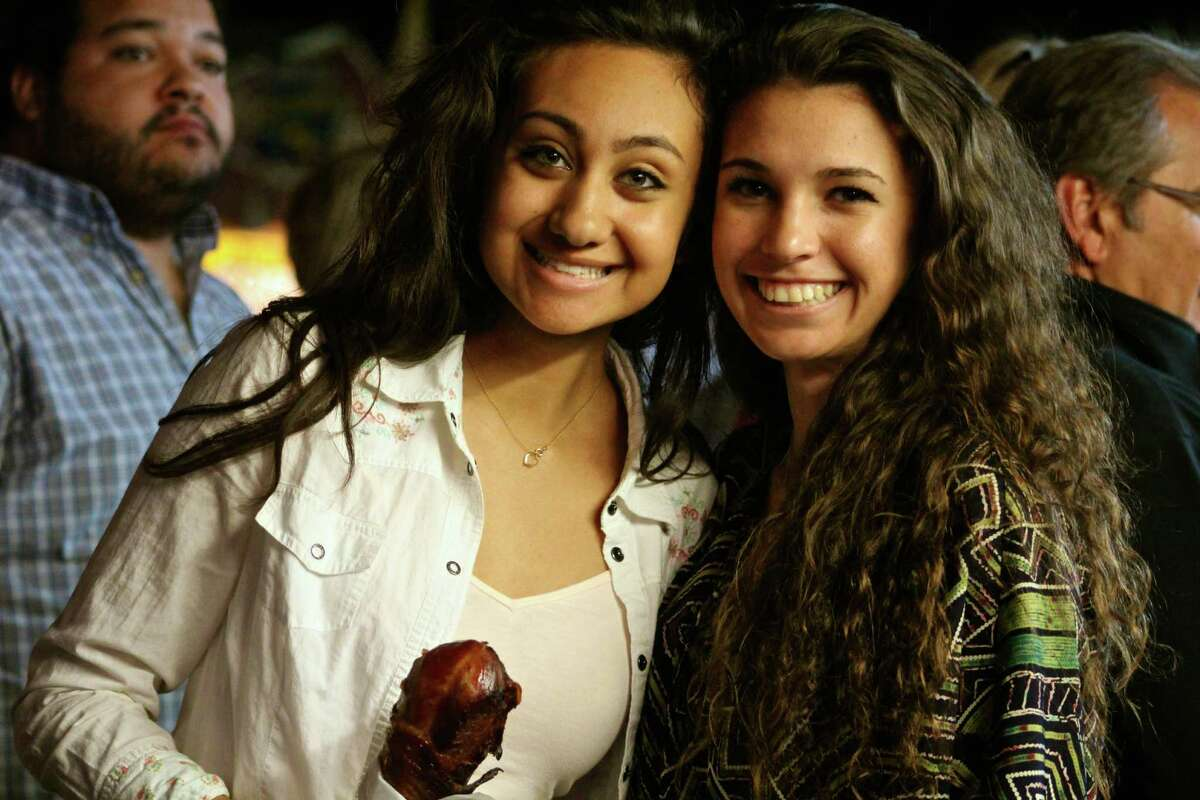 See who was at the San Antonio Stock Show & Rodeo Feb. 11, 2016.