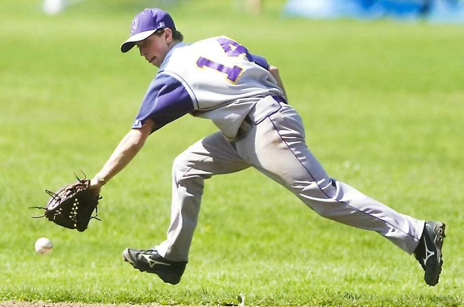 Scott Valenzano is one of several key returnees for Westhill in 2010. Photo: KATHLEEN O'ROURKE, ST
