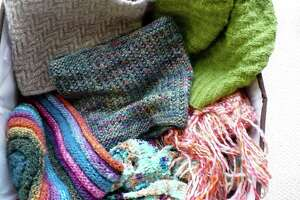 Knitting plus bronchitis equals…….. - Photo