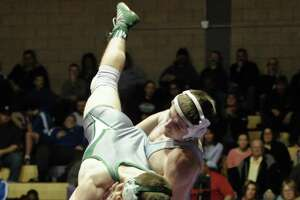 Columbia High wrestler brings undefeated record into Section II tournament - Photo