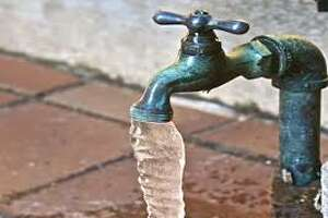 Aquarion issues warning on frozen water pipes - Photo