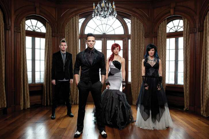 Christian contemporary band, Skillet.