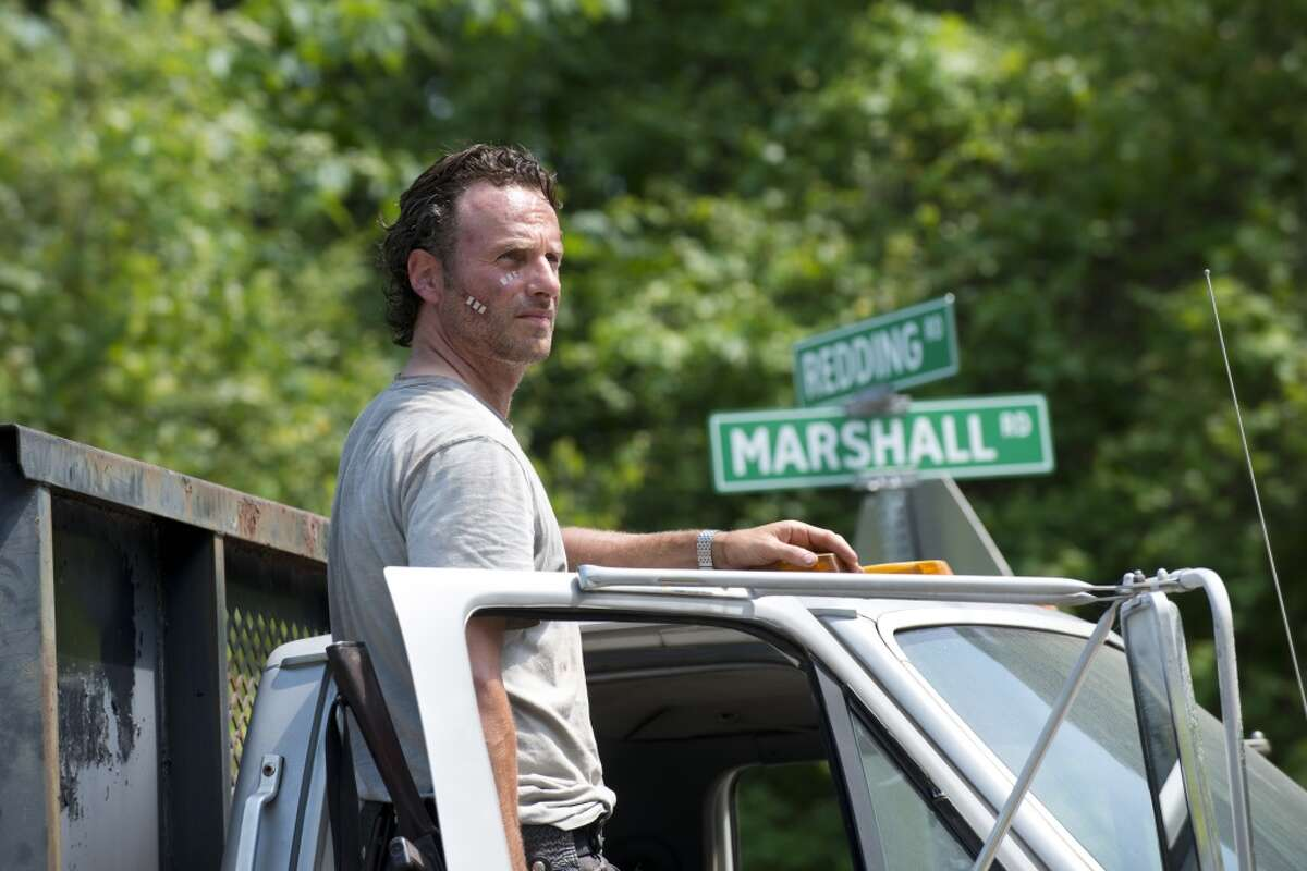 The sixth season of The Walking Dead began in the immediate aftermath of Rick killing Pete, and Rick's unexpected reunion with Morgan. Rick and Morgan take Pete's body outside Alexandria's gates for burial, only to discover a large quarry brimming with walkers, a potential threat to the community.