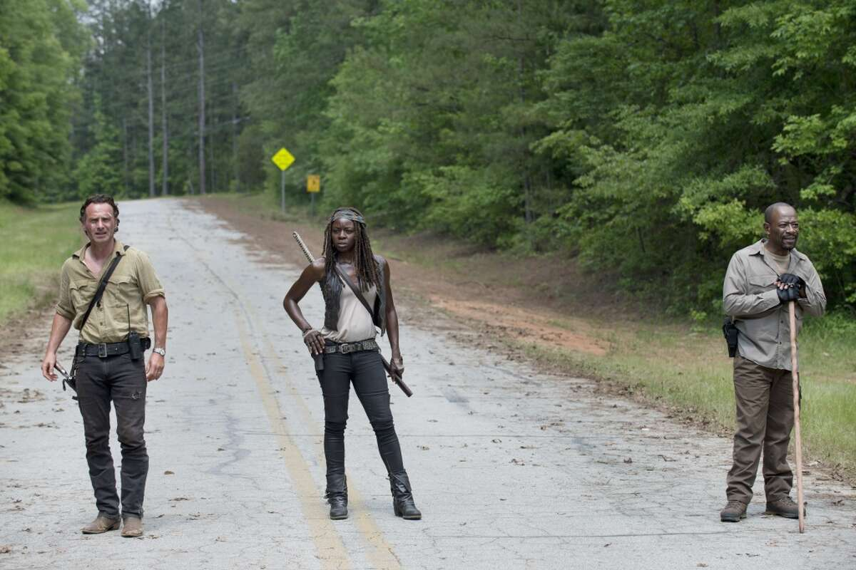 Rick returns to Alexandria and reports this news, and the townsfolk formulate a dangerous plan to release the walkers and lead them some 20 miles away.