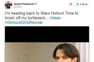 Jared Padalecki announces he's joining cast for 'Gilmore Girls' revival on Netflix - Photo