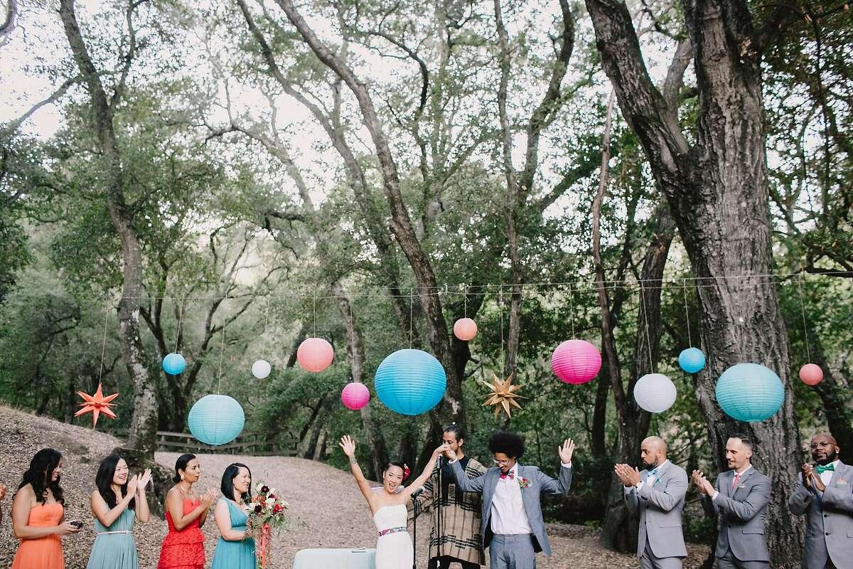 Joy & Robert's wedding