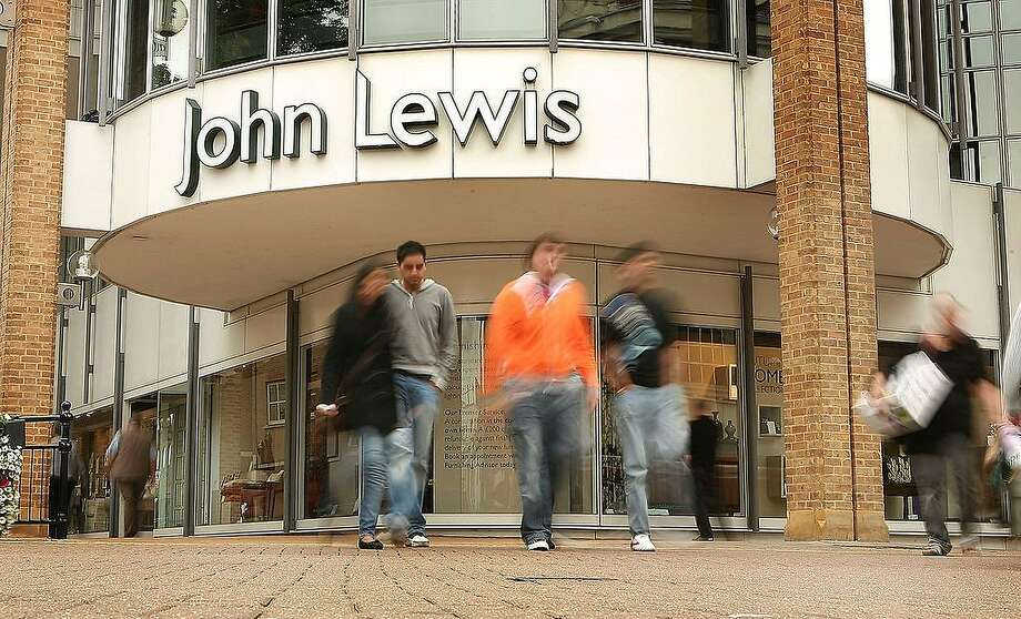 A John Lewis department store in England. (File photo.) Photo: Peter Macdiarmid, Peter Macdiarmid/Getty Images