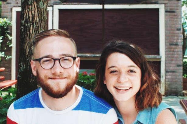 Ryan Hammond and Bethany Blain.