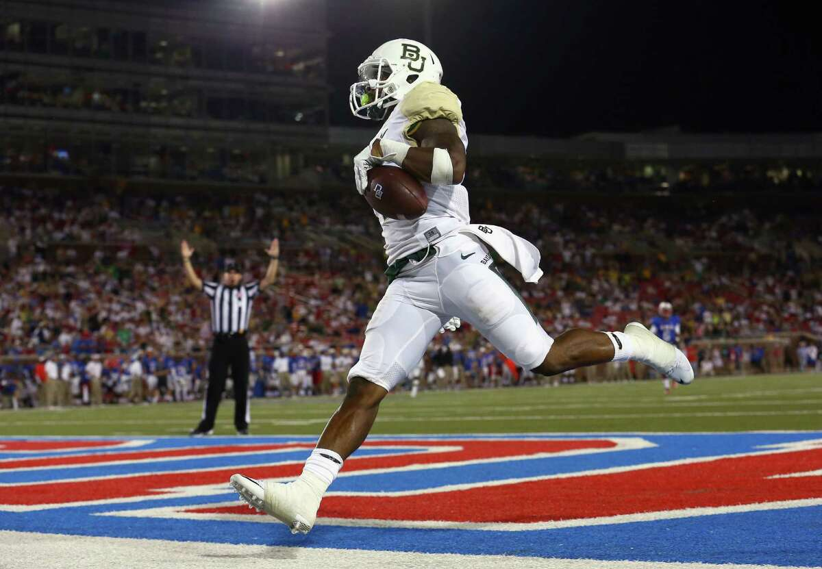 Field Gulls' Nate LissWR Corey Coleman, Baylor Notes: