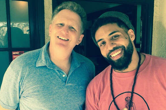 Arian Foster joined actor Michael Rapaport for a podcast this week.