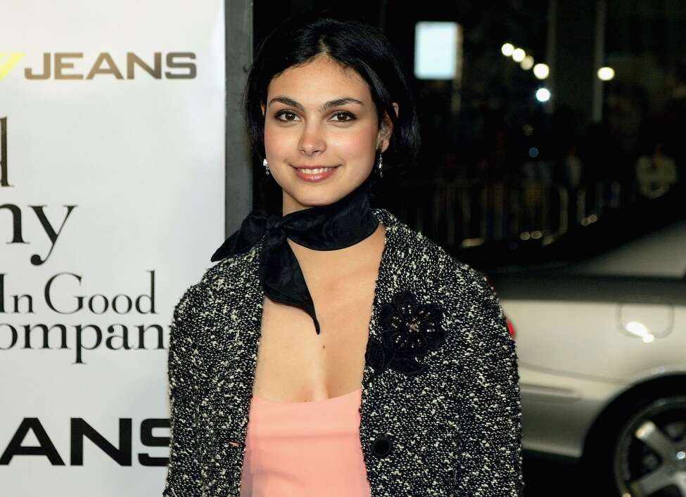 Actress Morena Baccarin attends the World Premiere of the movie