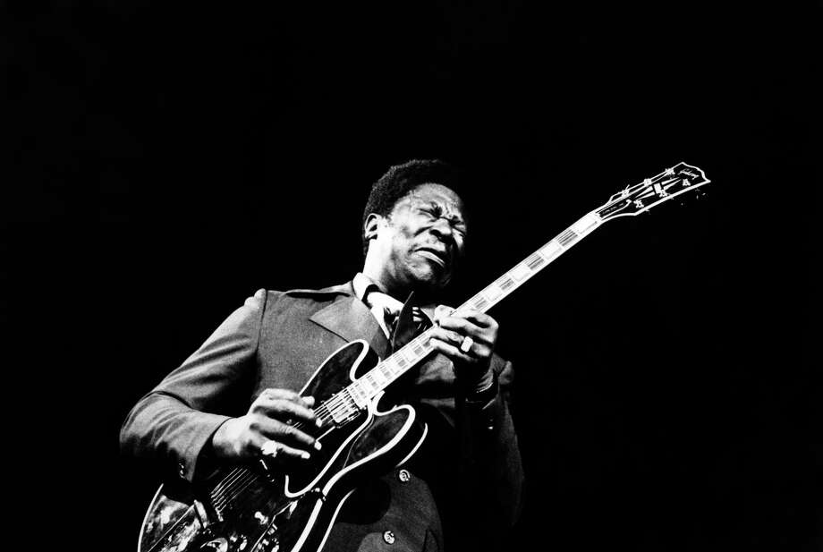 Blues guitarist, singer and songwriter B.B. King died in May. Photo: Charlie Gillett Collection / Redferns / Redferns