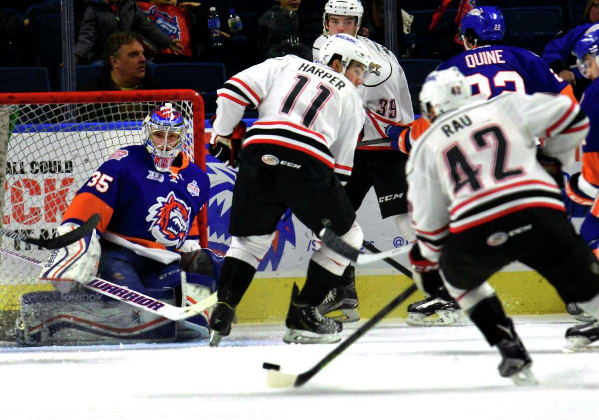 Sound Tigers goalie Stephon Williams spent a month in the ECHL working on his competitiveness and confidence.