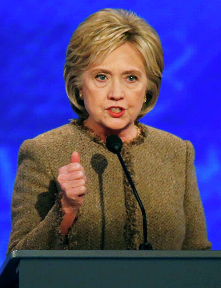 Hillary Clinton is far better prepared to be president than her Democratic opponent. Photo: Jim Cole /Associated Press / AP