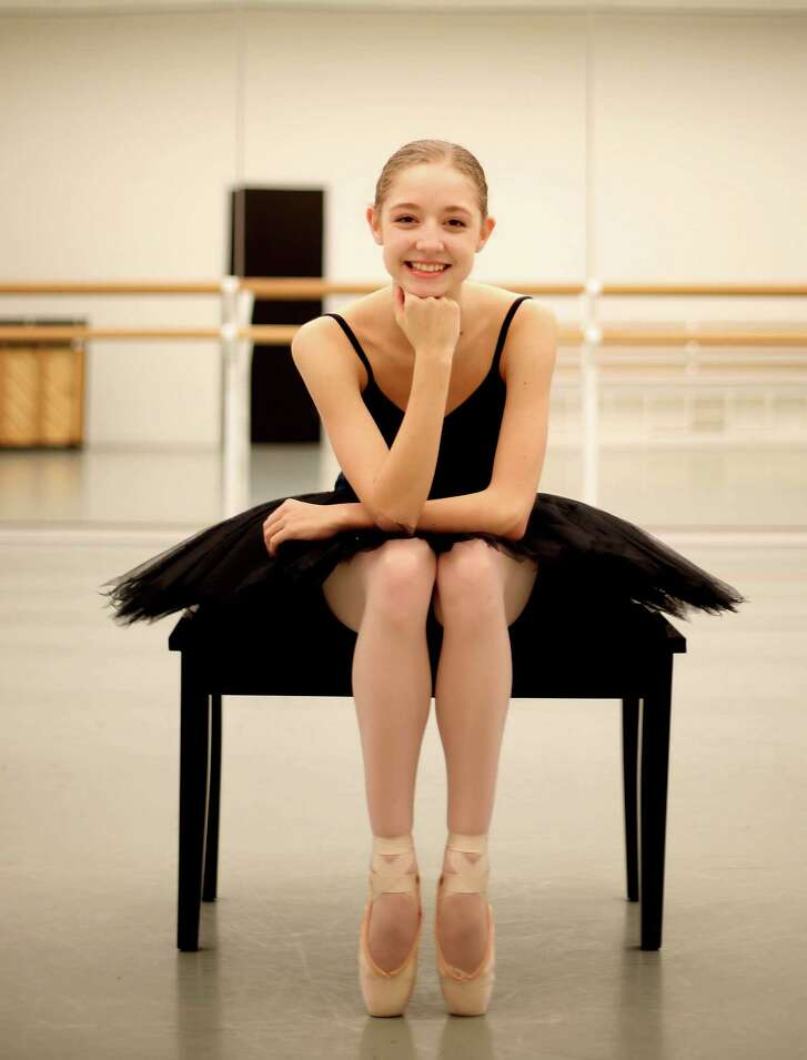 Houston Ballet Academy student Madison Young, 17, won second place in the prestigious Prix de Lausanne competition in Switzerland.
