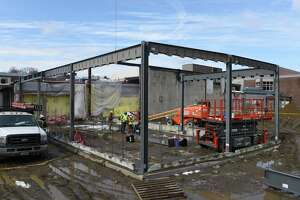 Greenwich High's new music classrooms get framed - Photo