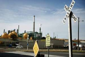 Valero crude-by-rail plan runs into California opposition - Photo