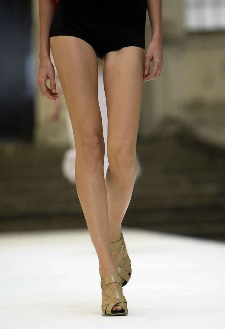 The hazards of being too thin are being recognized. In France, Italy, Spain and Israel, excessively thin models have been banned from runways.