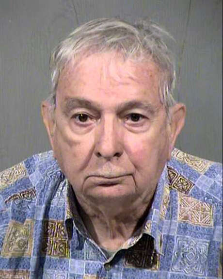 This undated photo provided by the Maricopa County Sheriff's Office shows John Feit. The former priest has been arrested Tuesday, Feb. 9, 2016, in Arizona in the 1960 slaying of a 25-year-old Texas schoolteacher and beauty queen, Irene Garza. (Maricopa County Sheriff's Office via AP) Photo: HOGP / Maricopa County Sheriff's Office