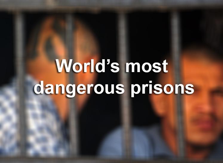 Most Dangerous Prisons San Antonio Express News