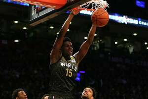 Clint Capela shines in Rising Stars Challenge - Photo