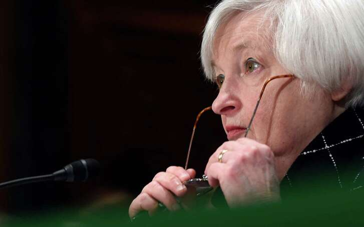 Federal Reserve Chair Janet Yellen says the U.S. bank is unlikely to turn to negative interest rates.