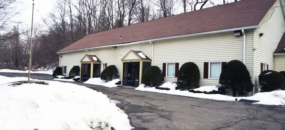 Chabad of Fairfield has submitted an application to the Inland Wetlands Agency to renovate the former Elks Lodge on Brookside Drive, and construct a residence for a rabbi. Photo: Genevieve Reilly / Hearst Connecticut Media / Fairfield Citizen