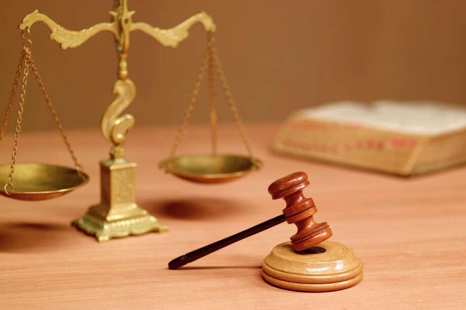 Judges desk in court room Photo: Peter Dazeley, Getty Images / (c) Peter Dazeley