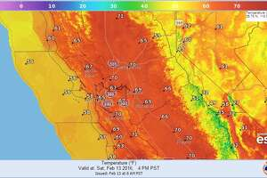 Warm weather ahead for the Bay Area - Photo