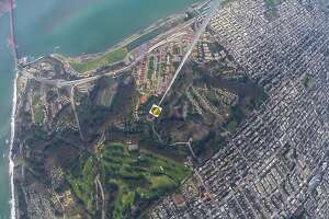 See San Francisco from a new perspective in weather balloon video - Photo